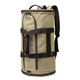Wholesale China Manufacturer Vintage travel Canvas duffel Backpack bag for clothes & shoes