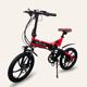 2020 New arrivals in European warehouse 20inch 48v 250w High Quality electric bicycle e bike adult folding bicycle electric