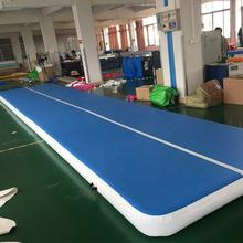 3m 4m 5m 6m 8m 10m 12m 15m Cheap Inflatable Airtrack Tumbling Gym Mat Air Track For Gymnastics