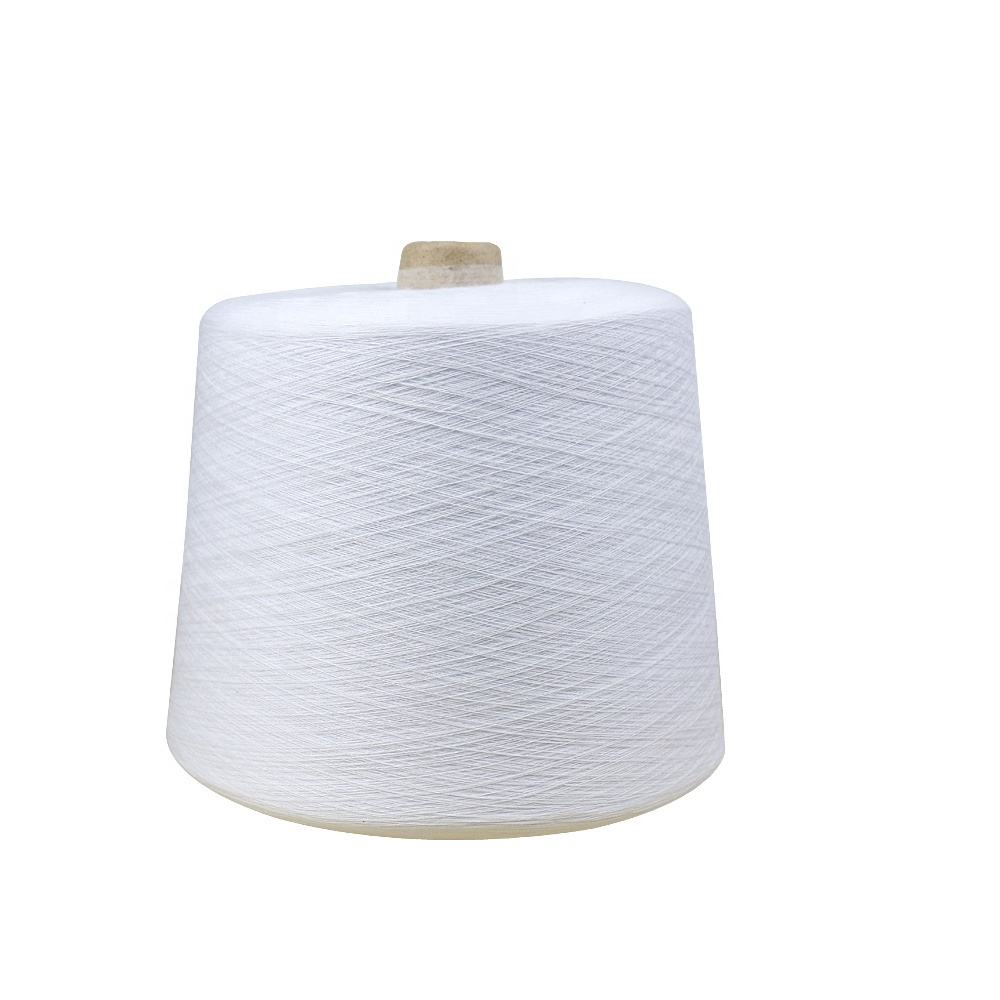 Eco-Friendly 301 Open end raw white ring spun cheap price 20s 30s 40s 100% viscose rayon yarn from china