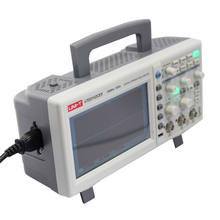 Factory direct UTD2102CEX Digital Storage Oscilloscope 2 Channels 100MHz bandwidth, 1GS/s sampling rate