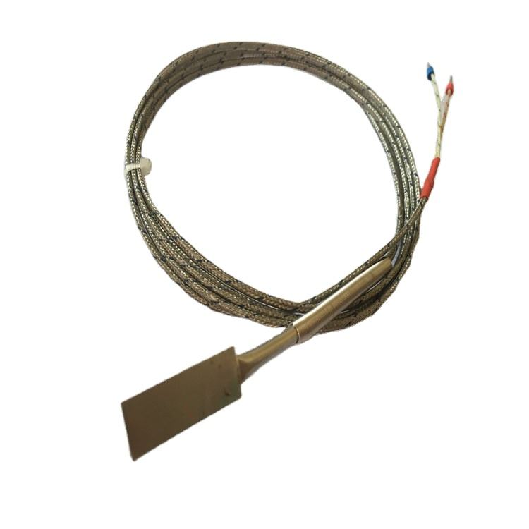 5X8mm K Type Thermocouple with 200mm Probe Oven Thermal Resistance Temperature Sensor