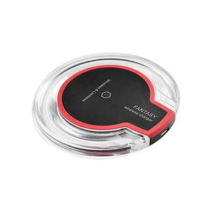 10W Universal Portable Fast Qi Wireless Phone Charger Pad