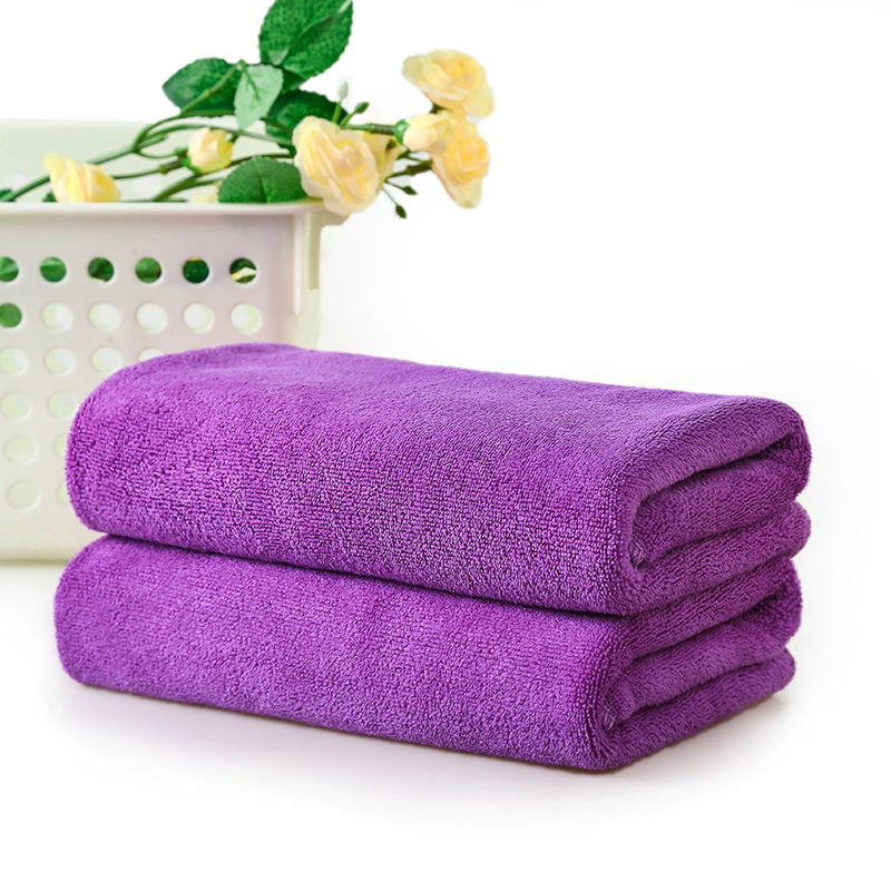 Wholesale Discount Colorful 100% Microfiber Super Soft Hand Towels