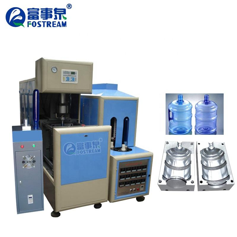 High Quality 20 Liter 20 Litre Ltr 20Liter 20L PET Water Bottle Blowing Plastic 5 Gallon Bottle Making Machine