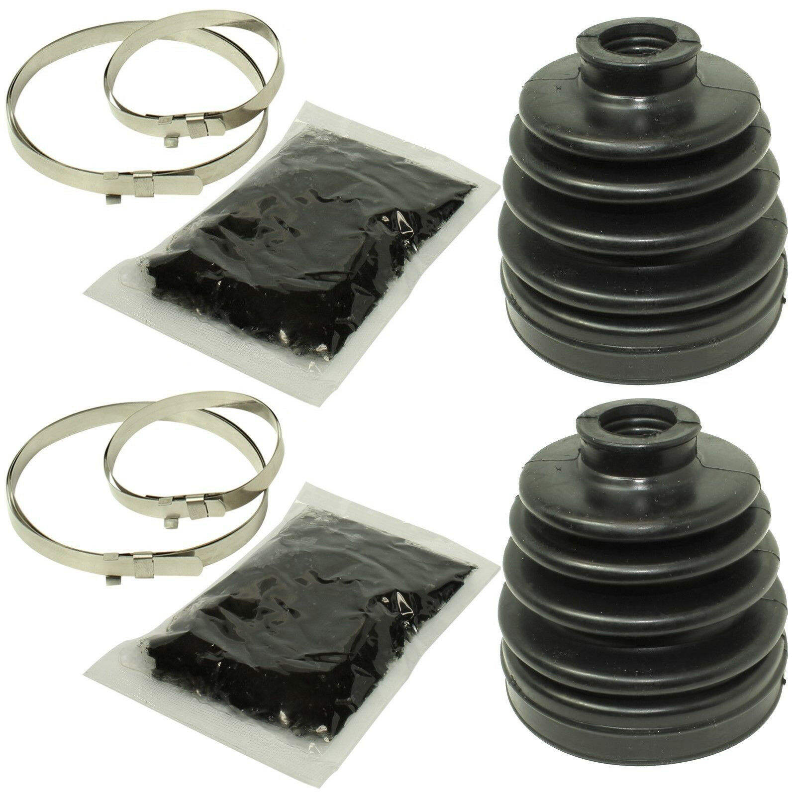 REAR AXLE OUTER INNER CV BOOT <span class=keywords><strong>KIT</strong></span> Fits For POLARIS SPORTSMAN 500 EFI 2006-2008