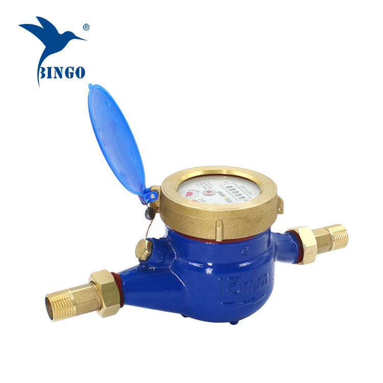 "Bulk baylan cold water easy installation multi-jet 1.5"" water meter"