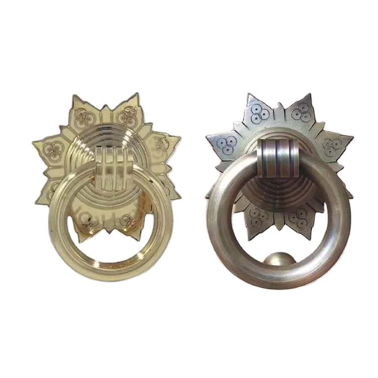 High Quality Durable Using Various Small Lion Head Copper Door Knocker