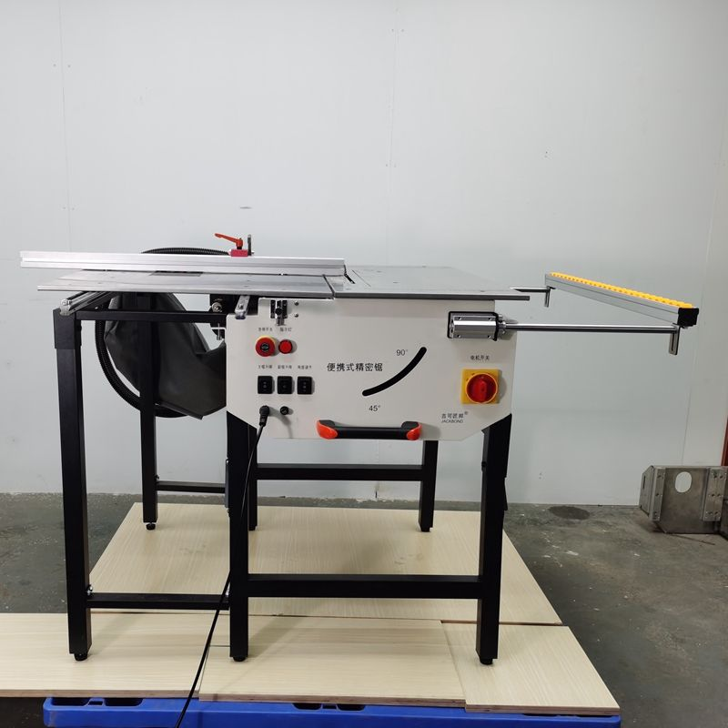 Woodworking cutting high speed belt dust-free 45 degree miter saw table saw