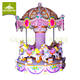 6 Seats Kids Portable Small Merry Go Round Carousel for Sale