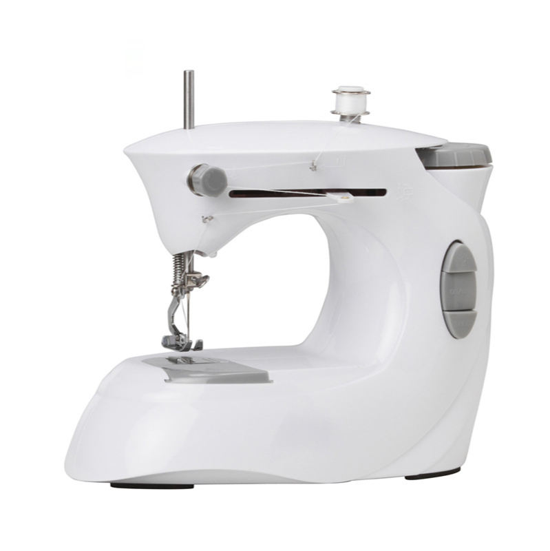 Mini Mesin Jahit Mini portable sewing machine household sewing machine/mesin jahit industri mesin jahit portable