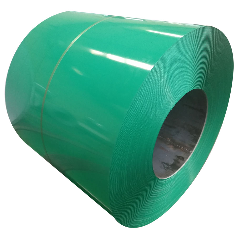 Hot sale PPGI/PPGL Color coated steel coil/prepainted cold rolled steel coil
