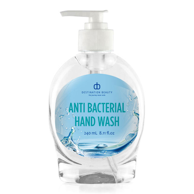 Factory Private Label Bath Products Liquid Hand Soap Anti Bacterial 750ml Hand Wash