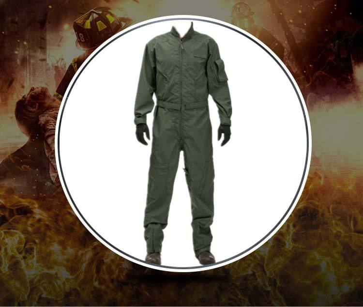 flame retardant Nomex cwu-27/p air force flight jacket pilot suit