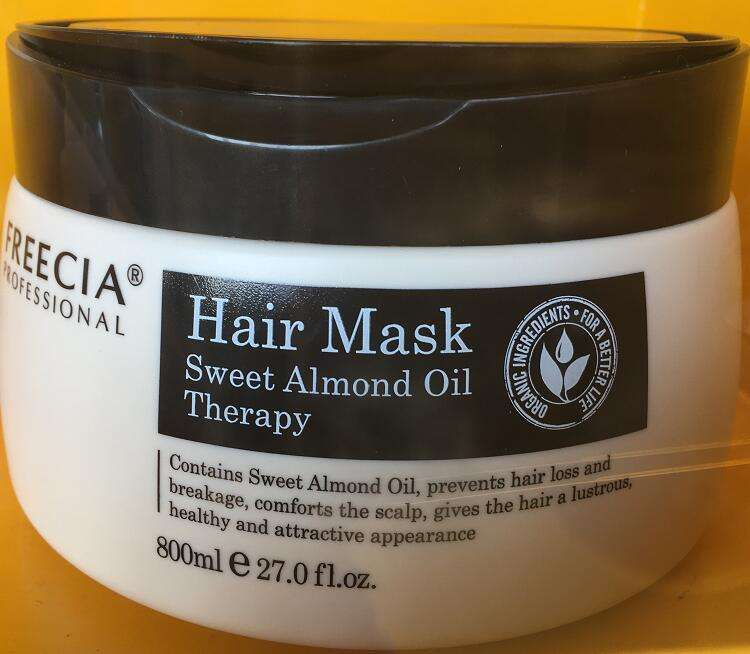 Freecia Organic repairing Hair Mask