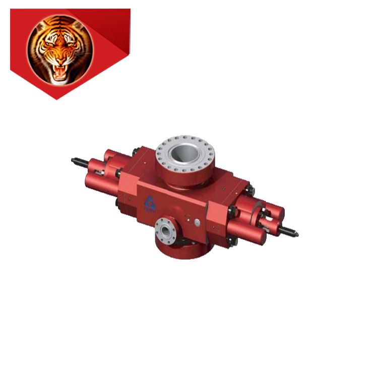 "Tigerrig API 16A Blowout Preventer 2FZ35-35 13 <span class=keywords><strong>5</strong></span>/8 ""5000psi 더블 Ram BOP"