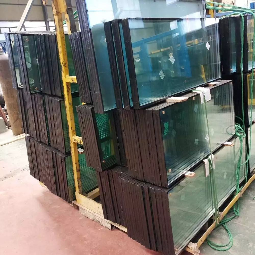 China professional glass manufacturer building glass lowe insulated glass