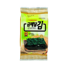 BEST PRICE Korean Original Organic Roasted Delicious Omega 3 Crispy Seasoned Nori Seaweed Snack