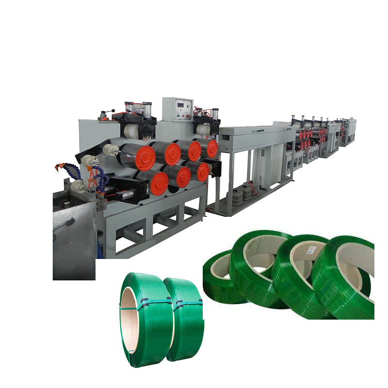 PET strap production machine /strap making machine/PET strapping extruder