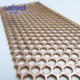 Custom Copper Perforated Sheet