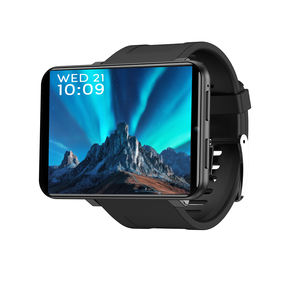 Domiwear smart watch por android smartphone wristband sim card phone smartwatch
