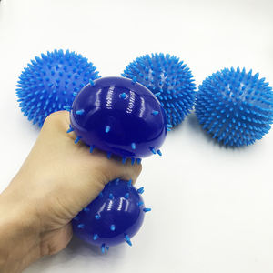 Spiky Massage Ball Spiky Rubber Bouncing Ball