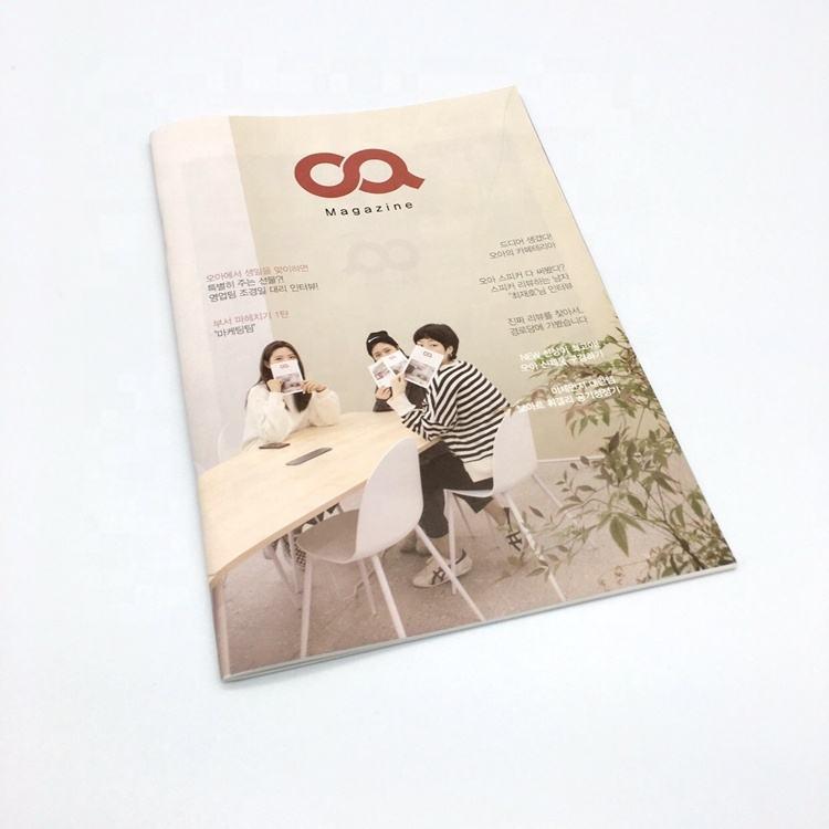 Libro de tapa dura de cómic niño fotográfico barato Manual de instrucciones de impresión