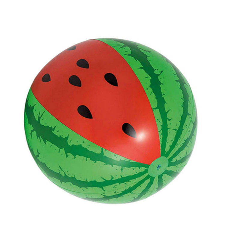 100cm inflatable watermelon beach ball