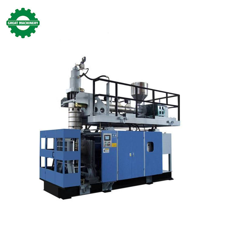 Blow molding machine for 25L HDPE plastic oil container