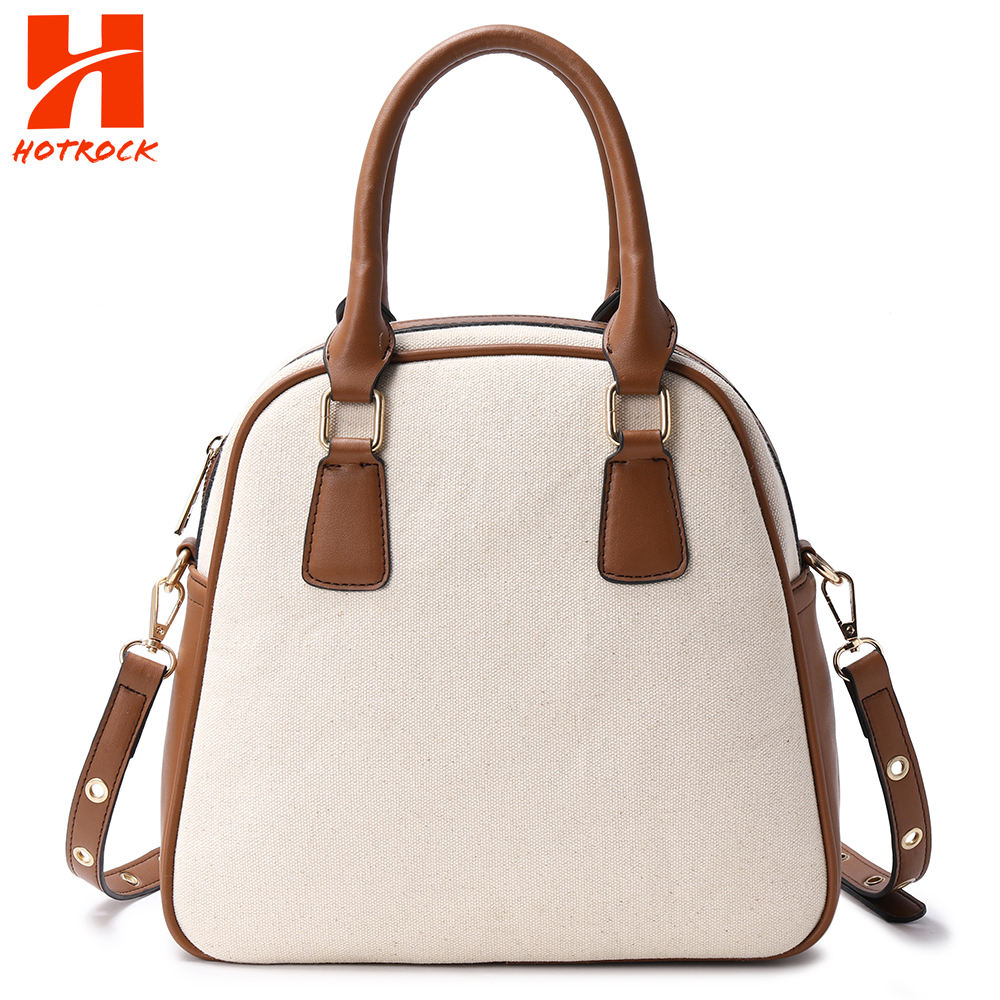 China Manufacture Customized fashion lady designer women bags with eyelet strap
