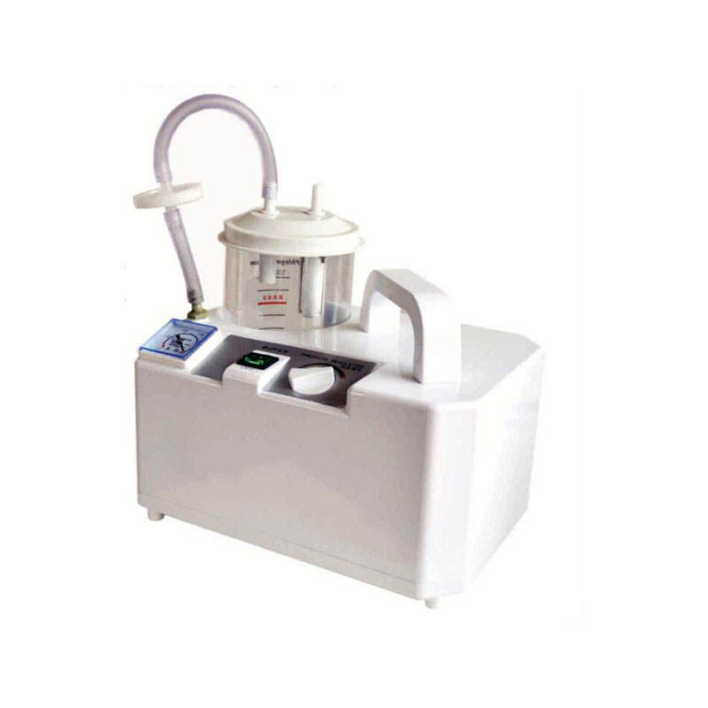 Electric Suction Apparatus Aspirator/Mobile Plastic Hospital Medical Suction Machine hospital suction machine