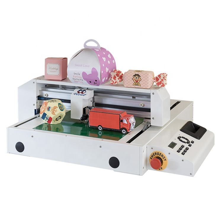 flat carton creasing machine automatic paper die cutting machine
