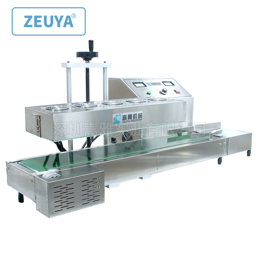 15-130MM Automatic Aluminum Induction Heating Foil Sealing Machine for Bottles