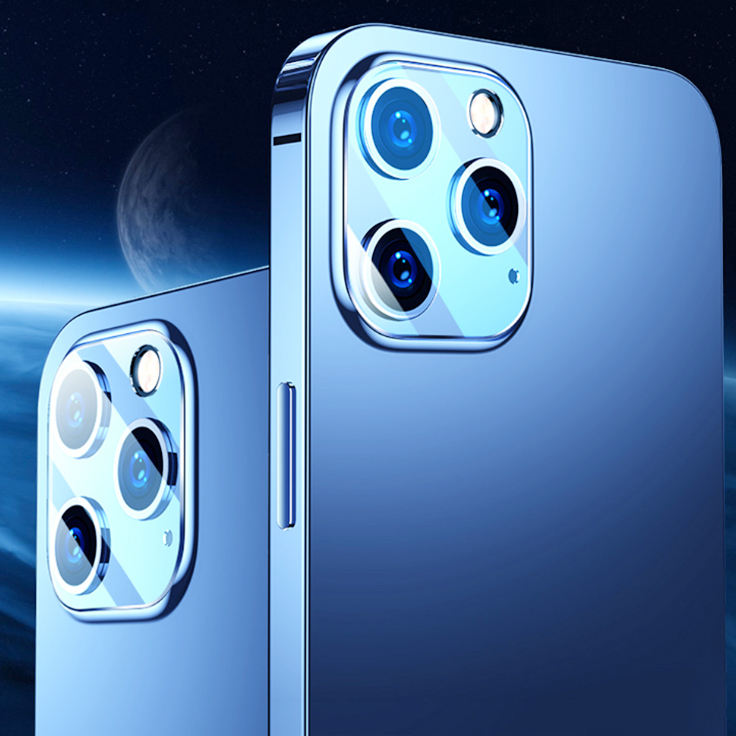 Amazon Hottest Mobile Phone For IPhone 12 Camera Lens Screen Protector Back Glass Camera Protective Film