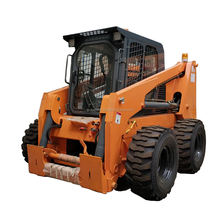 Small Mini Skid Steer Loader like avant bulldozer toro dingo kanga