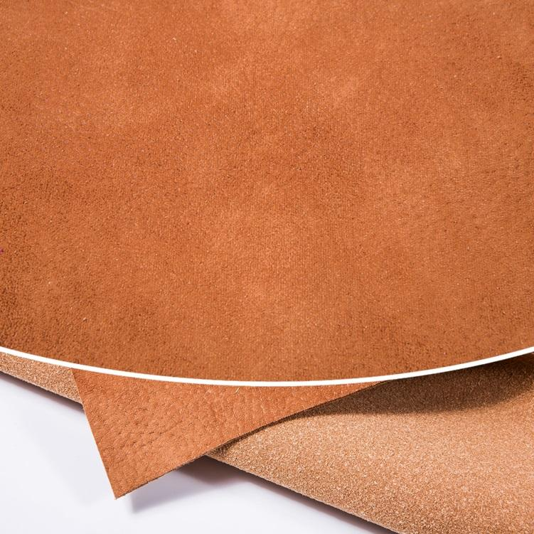 12 colors luxury polyester faux leather fabric custom