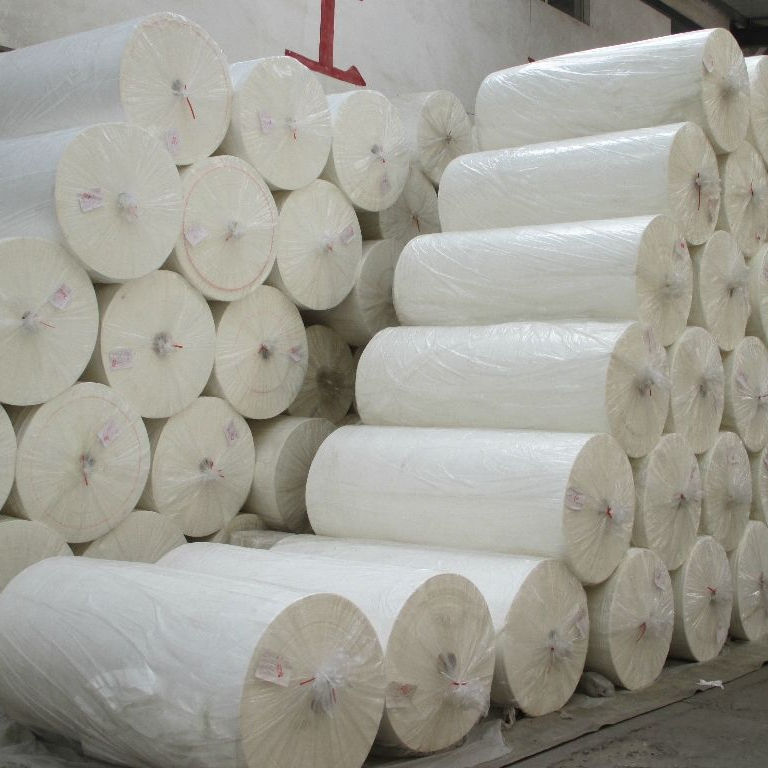 China wholesale raw material tissue paper jumbo roll raw