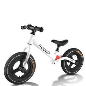 Hodao New kids balance No Pedal running Push Sport Balance Bike