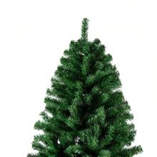 C291 Wholesale Indoor Xmas Decorative OEM plastic artificial PVC Christmas tree