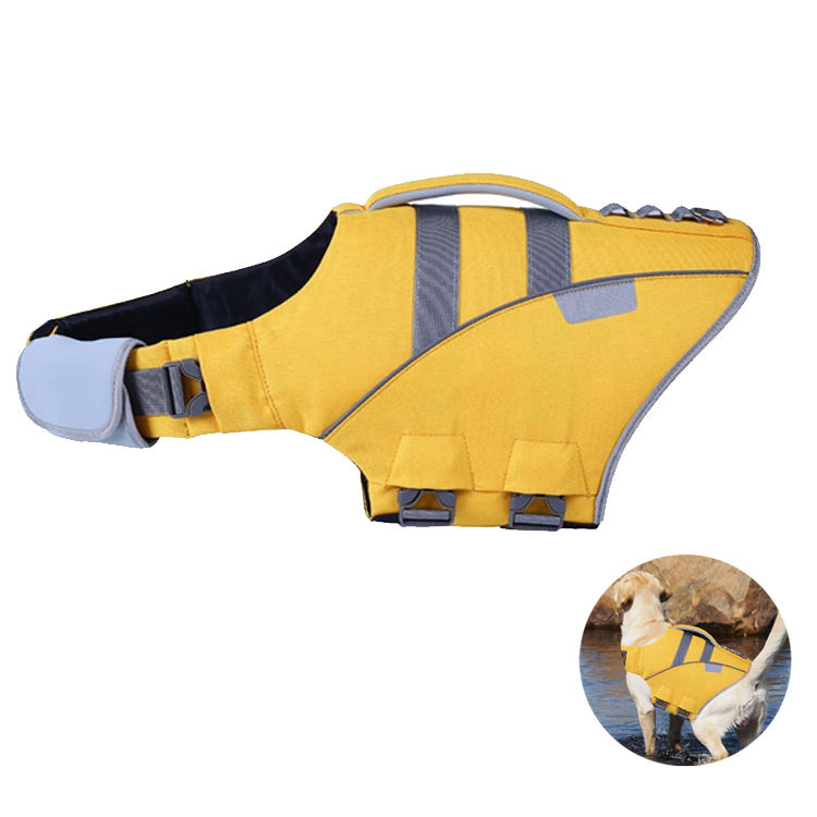 Dog Pet Life Jacket Cloth , Dog Custom Anxiety Jacket for Dog , Dog Swimming Vest Pet Safety Vest