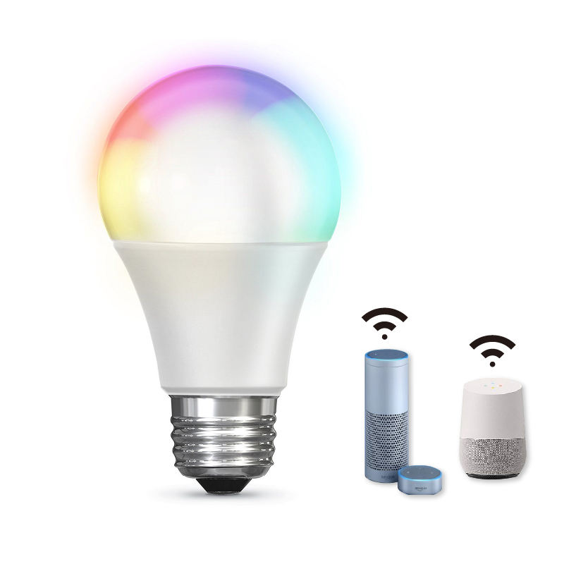 LED Light Bulbs E27 WiFi LED Bulb Smart LED Light Bulb Alexa