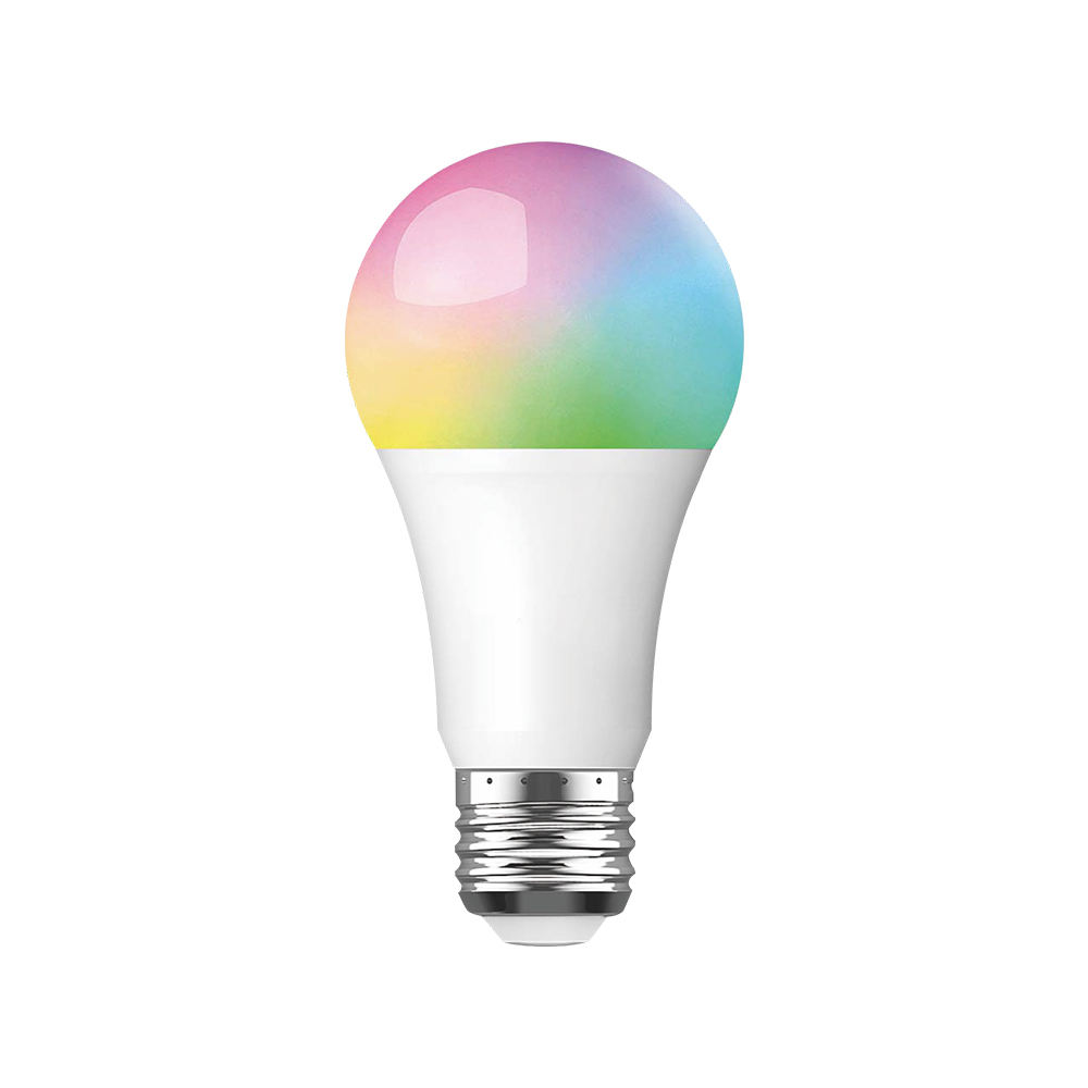 Remote Voice Control E27 Dimmable RGB LED Charge Energy Saving WiFi Smart Lights Bulb Compatible With Alexa Google Assistant