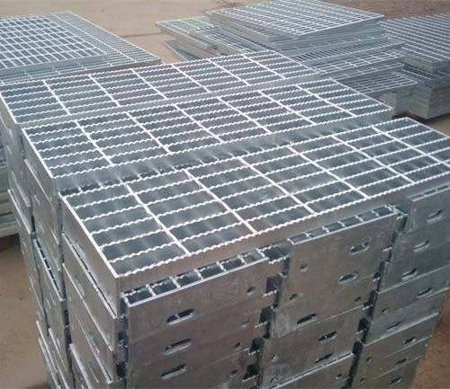 Metal building materials standard weight cheap prices common steel grating