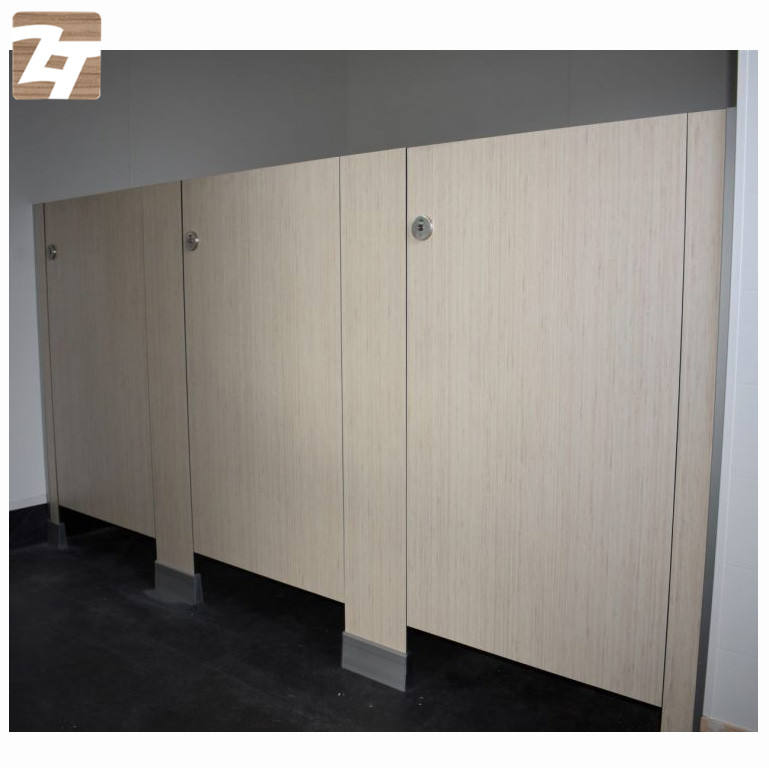 HPL panel cubicle partition toilets for kids