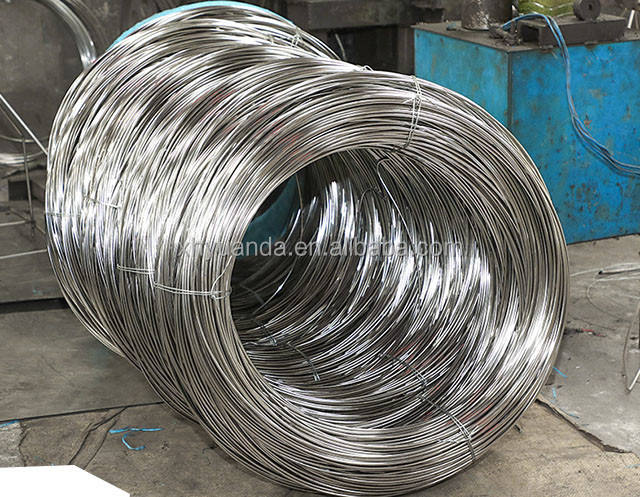 YD Spring Steel Wire Hard Drawn Steel Wire Cold Drawn Wire