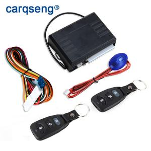 Easy install car central lock alarm controls wolf security spy can bus car alarm system for kia