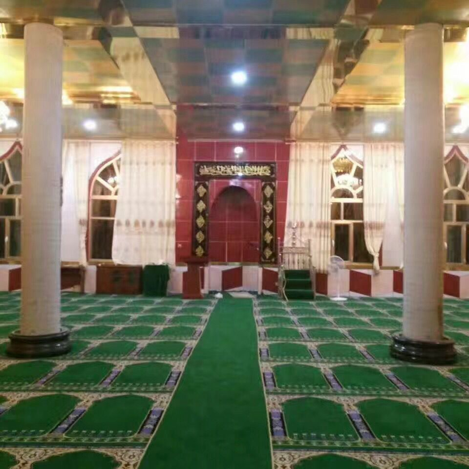 China factory mosque carpet islamic rugs and carpet mosque turkey prayer carpet