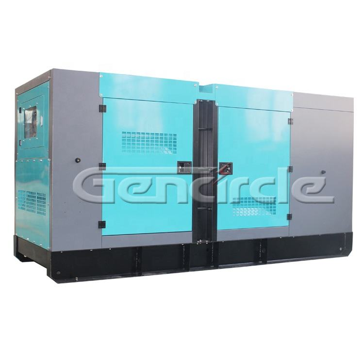 Big power industrial electrical machine 750kva 900kva diesel generator SDEC engine