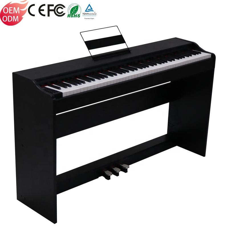 electronic piano for sales electric piano hammer 88 key digital piano kid