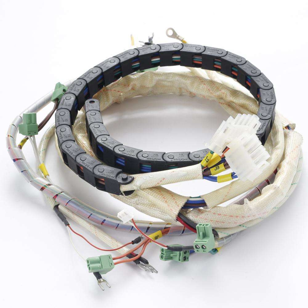 Mesin Tekstil Wiring Harness Mesin Tenun Kabel Jaringan Harness